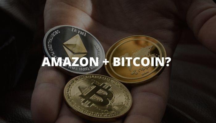 Betala med Bitcoin hos Amazon